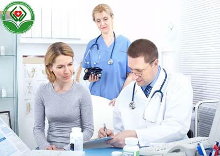Điều trị bệnh phụ khoa tại phòng khám Kinh Đô