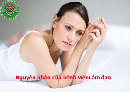 Nguyên nhân của bệnh viêm âm đạo
