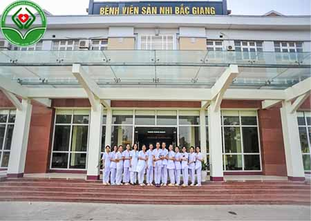 bệnh viện sản nhi bắc giang