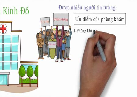 Phòng khám Kinh Đô- Hỗ trợ khí hư ra nhiều khi mang thai an toàn