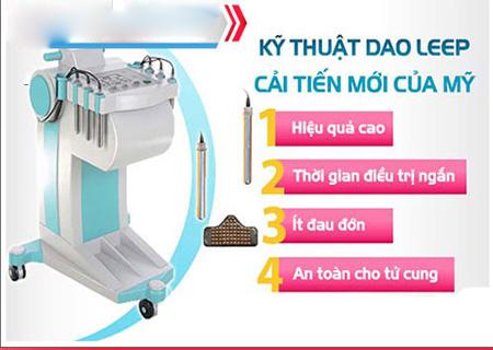 Phòng khám Kinh Đô hỗ trợ điều trị cổ tử cung bị nang naboth hiệu quả