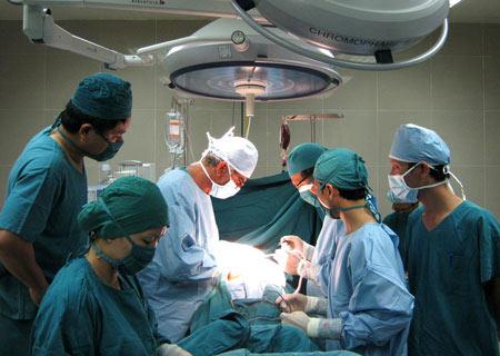 Điều trị u nang buồng trứng tại phòng khám Kinh Đô