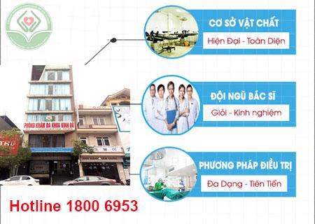 Chữa vô sinh hiệu quả tại phòng khám Kinh Đô